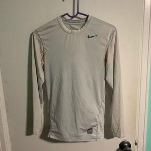 Nike Pro Combat Long Sleeve Shirt